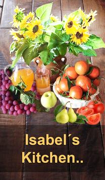Isabel's Kitchen poster