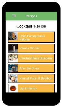 Best Cocktail Recipe screenshot 13