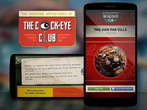 The Cock-Eye Club poster