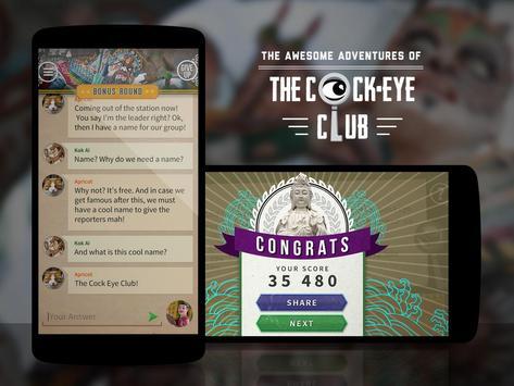 The Cock-Eye Club screenshot 1