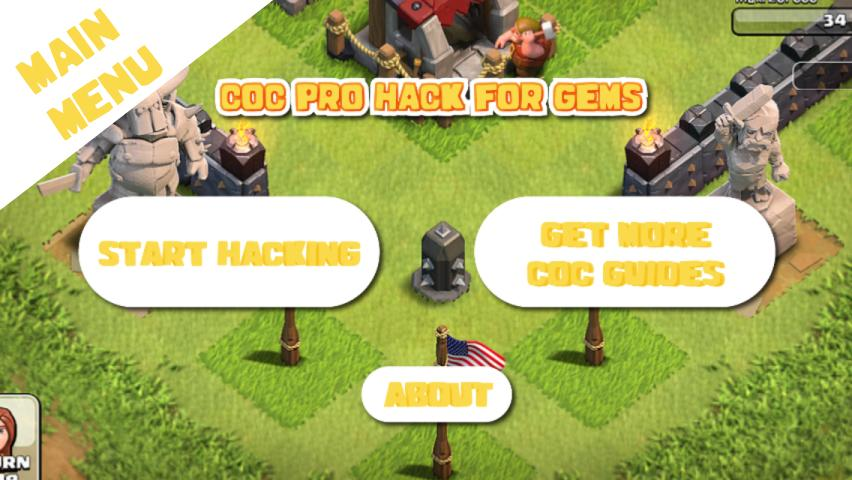 Coc Pro Hack For Gems and gold 2018 for Android - APK Download