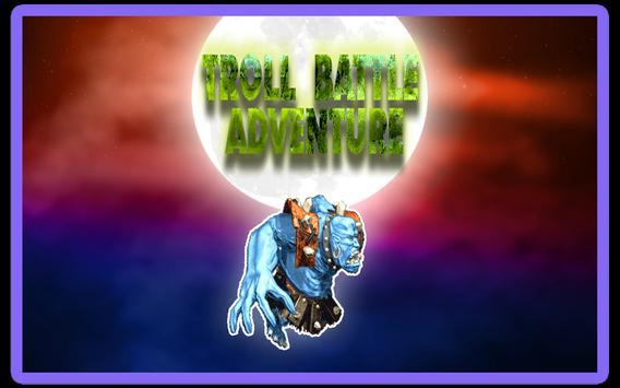 Trolls Adventure Battle poster