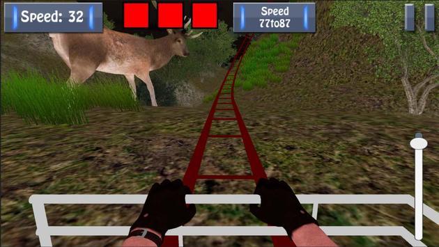 Extreme Roller Coaster Ride 3D apk screenshot