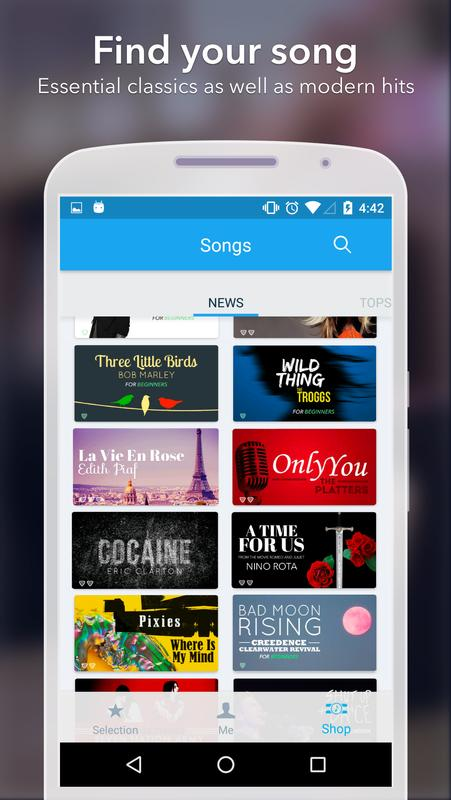 Coach Guitar How To Play Easy Songs Tabs Chords Apk Download