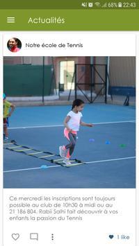 Tennis Coaching - Tunisie screenshot 2