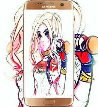 Harley Quinn HD Wallpaper screenshot 2