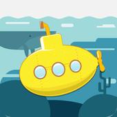 컬러링쇼 - 바다속 친구들 icon