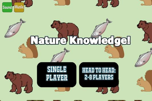 Nature Knowledge poster