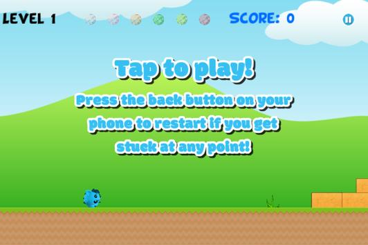 Blue Monster apk screenshot