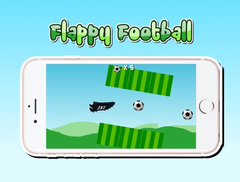 Flappy Football poster
