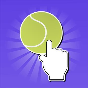 Tennis Tapper apk screenshot