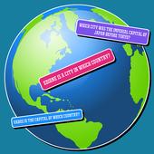 The World: A Quiz icon