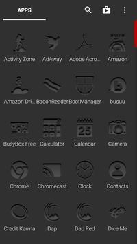 Repressed - Icon Pack apk screenshot