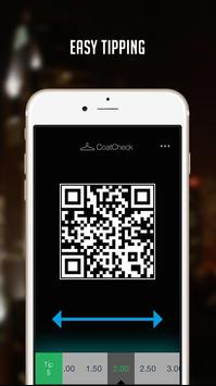 CoatCheck apk screenshot