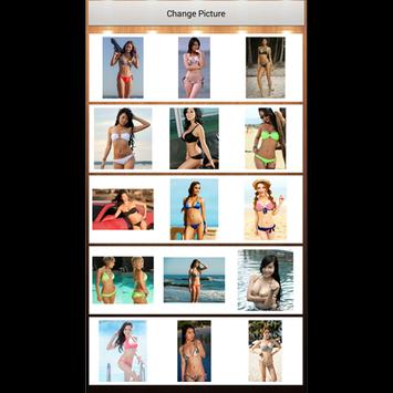 Full asian bikini hot girl apk screenshot
