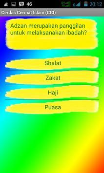 Children Islamic Quiz screenshot 4