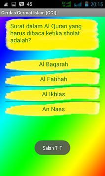 Children Islamic Quiz screenshot 6