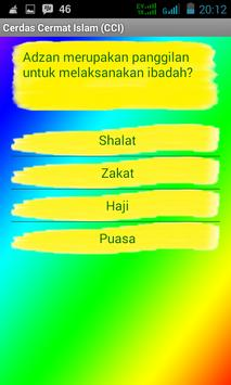 Children Islamic Quiz screenshot 20