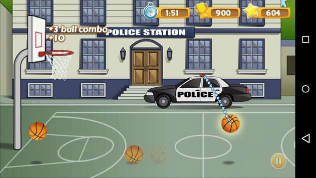 Outdoor Basketball apk screenshot