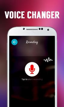 Voice Changer Effects apk screenshot