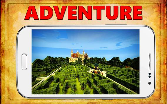 Adventure maps for Minecraft APK Download - Free Entertainment APP ...