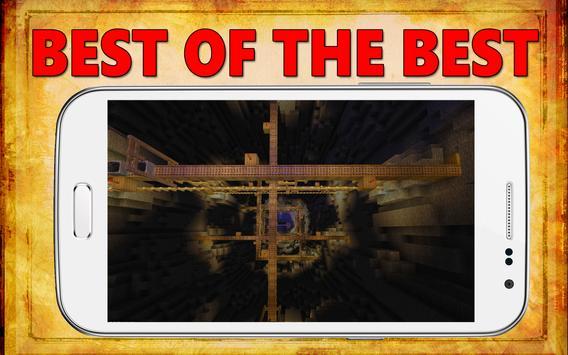 Adventure maps for Minecraft apk screenshot