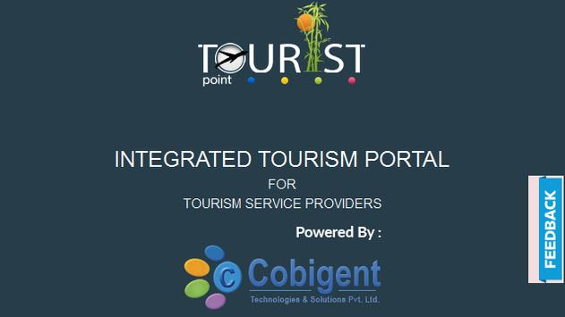 TouristPoint screenshot 1
