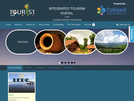 TouristPoint screenshot 2