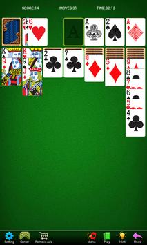 Solitaire Card Games HD poster