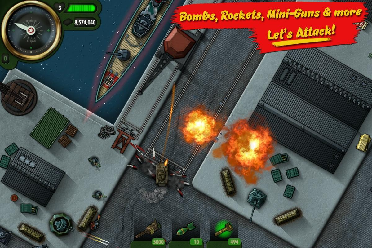 iBomber Attack for Android - APK Download