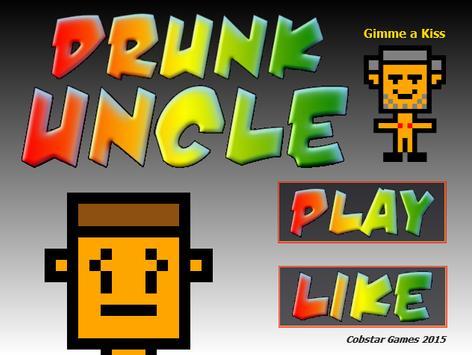 Drunk Uncle Simulator 2015 apk screenshot