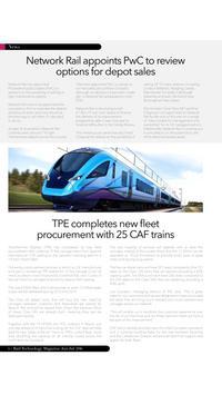 Rail Technology Magazine apk screenshot