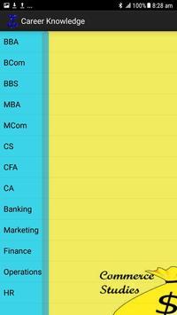 Career Knowledge screenshot 3
