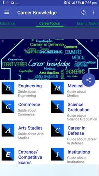 Career Knowledge screenshot 1