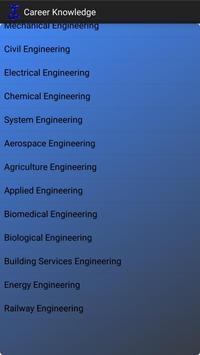 Career Knowledge screenshot 5