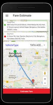Cogos Customer App - Book a truck for your need. screenshot 2