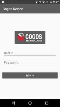 Cogos Device poster