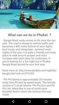 Thailand Travel Guide screenshot 1