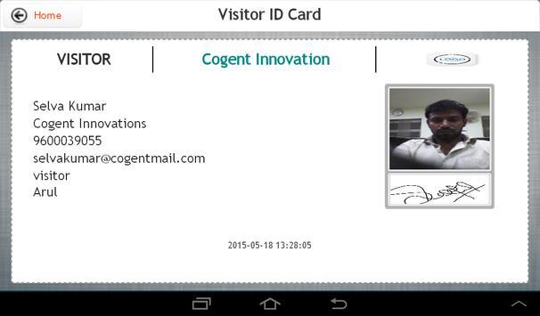 Visitor Management CheckIn Pro screenshot 6