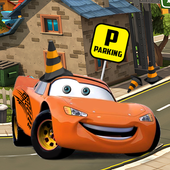 McQueen停車場 图标