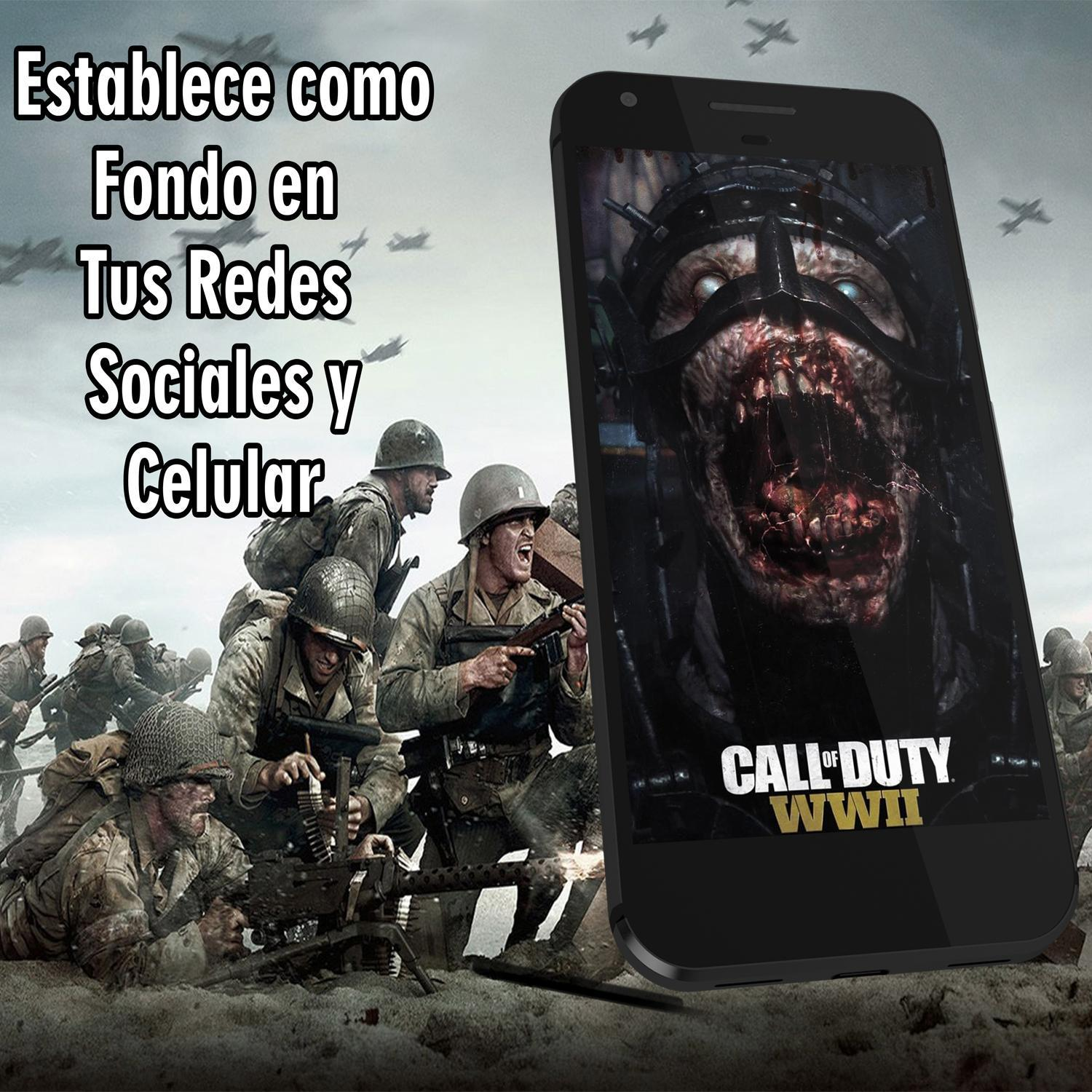 Wallpapers Cod 2018 Zombie For Android Apk Download