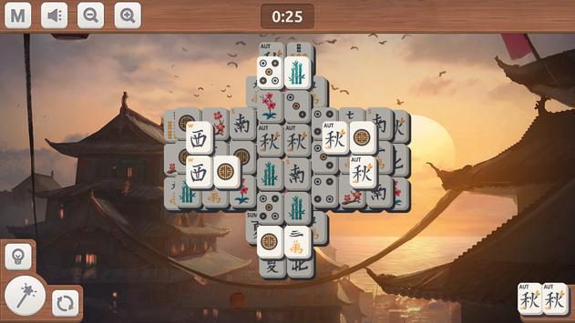 Mahjong Sakura screenshot 21