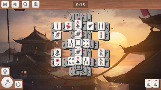 Mahjong Sakura screenshot 3
