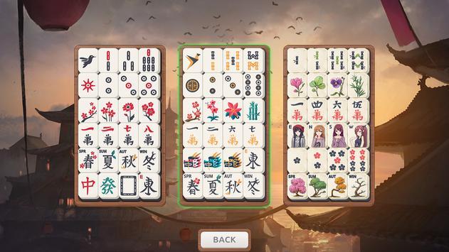 Mahjong Sakura screenshot 9