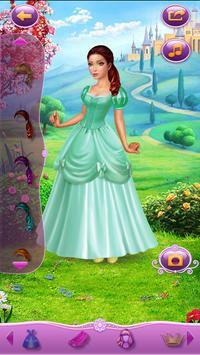 Dress Up Princess Mary poster