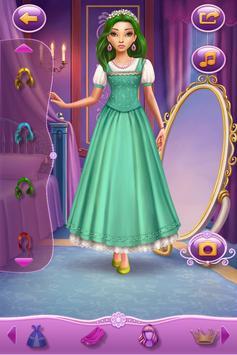 Dress Up Princess Aidette screenshot 3