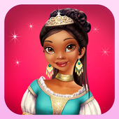 Dress Up Princess Amaka icon