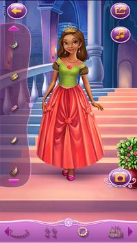 Dress Up Princess Amaka screenshot 1
