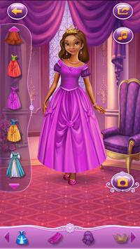 Dress Up Princess Amaka screenshot 2