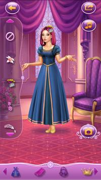 Dress Up Princess Charlotte screenshot 12